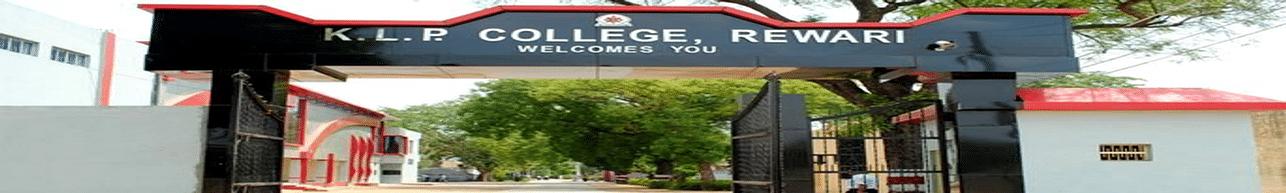 Kishan Lal Public College, Rewari
