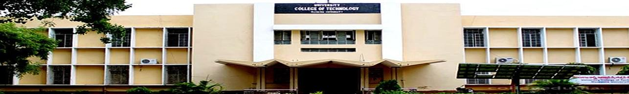 University College of Technology, Osmania University, Hyderabad - Reviews