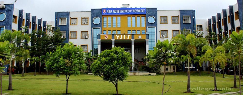 Vidya Jyothi Institute of Technology - [VJIT]