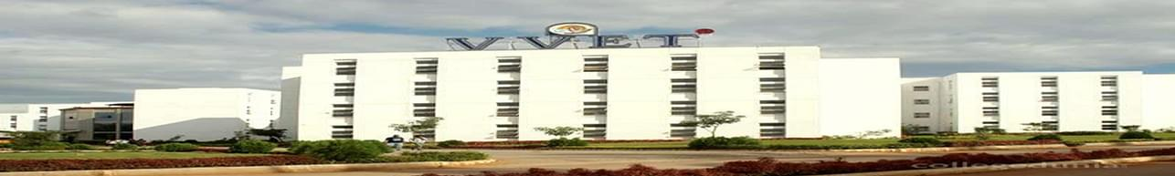 Vidya Vikas Institute of Engineering and Technology - [VVIET], Mysore - Course & Fees Details