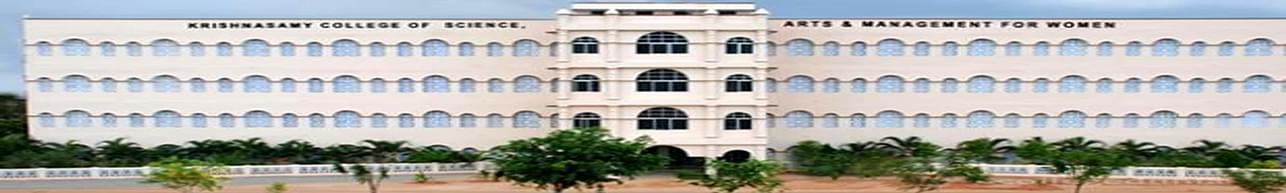 Krishnasamy College of Science Arts and Management for Women, Cuddalore