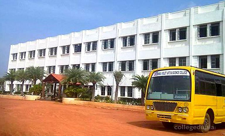 Annai Violet Arts and Science College
