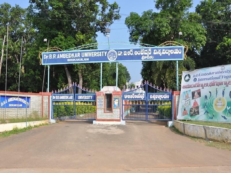 Dr. B. R. Ambedkar University - [BRAU]