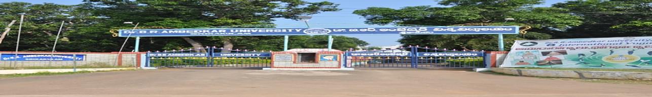 Dr. B. R. Ambedkar University - [BRAU], Srikakulam