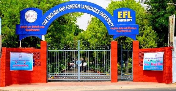 English and Foreign Languages University - [EFLU]
