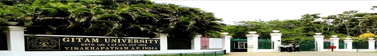 GITAM, Visakhapatnam - Reviews