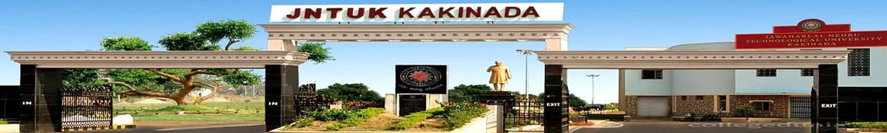 Jawaharlal Nehru Technological University - [JNTUK], Kakinada