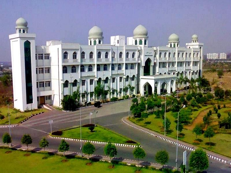 Maulana Azad National Urdu University - [MANUU]