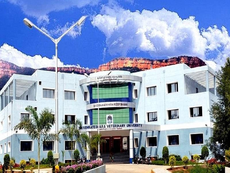 Sri Venkateswara Veterinary University - [SVVU]