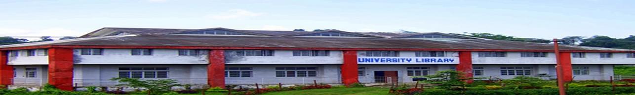 Rajiv Gandhi University - [RGU], Itanagar