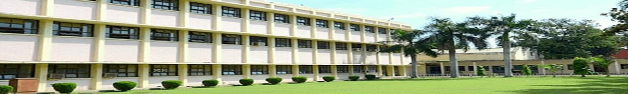 Punjab Engineering College University of Technology - [PEC], Chandigarh - Course & Fees Details