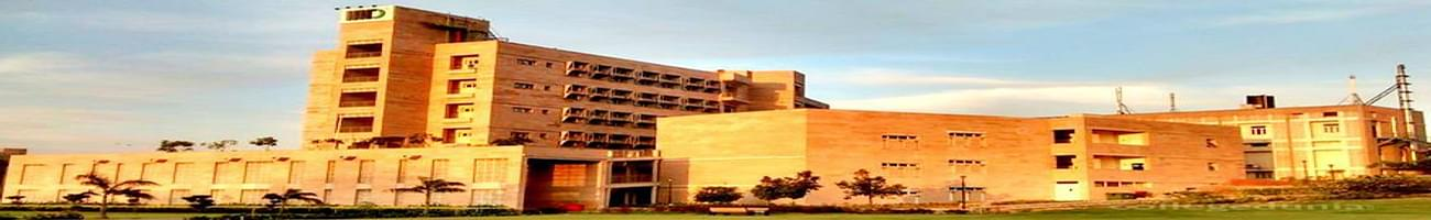 Indraprastha Institute of Information Technology - [IIITD], New Delhi
