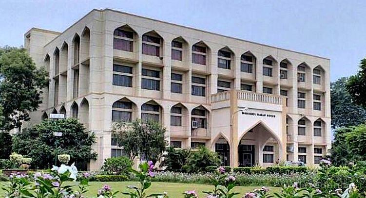 Jamia Millia Islamia University-[JMI]