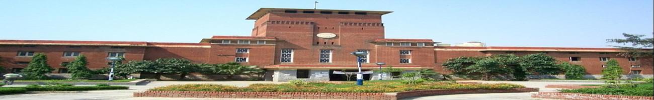 University of Delhi - [DU], New Delhi