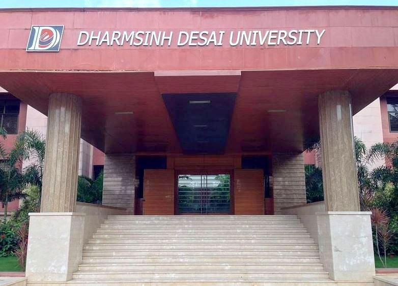 Dharmsinh Desai University - [DDU]