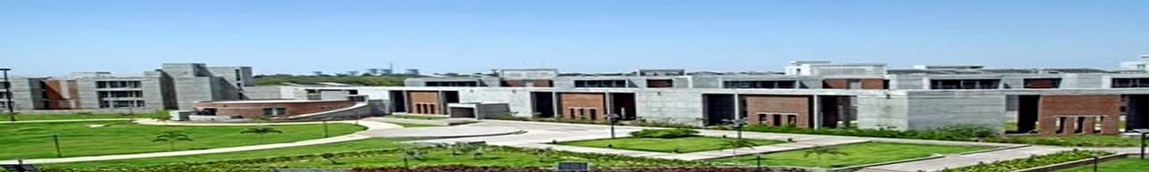 Gujarat Forensic Sciences University - [GFSU], Gandhi Nagar