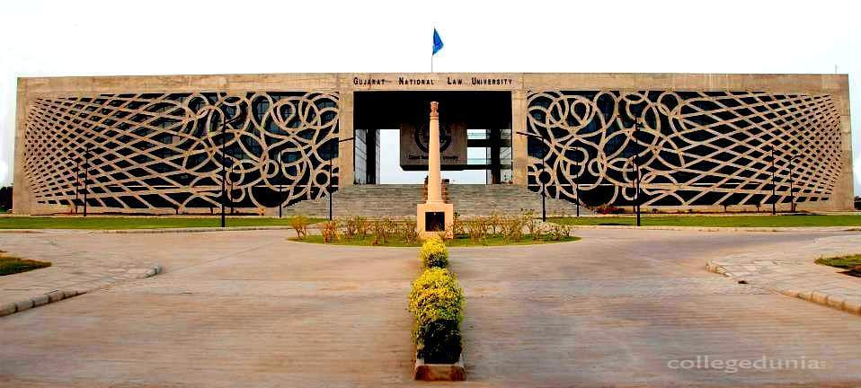 Gujarat National Law University - [GNLU]