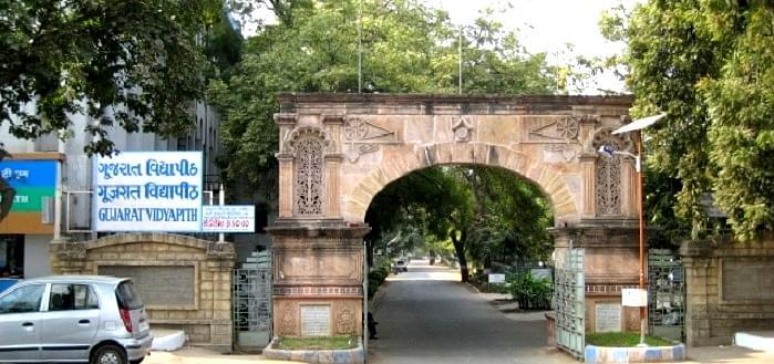 Gujarat Vidyapith - [GVP]