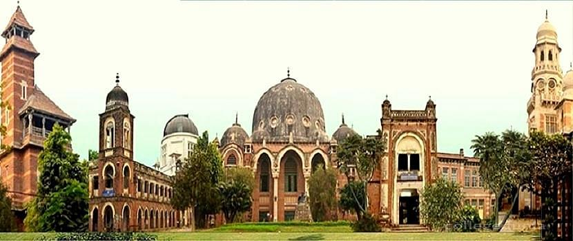 Pleasant Maharaja Sayajirao University Msu Baroda Courses Fees Best Image Libraries Weasiibadanjobscom
