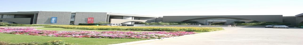 Nirma University - [NU], Ahmedabad