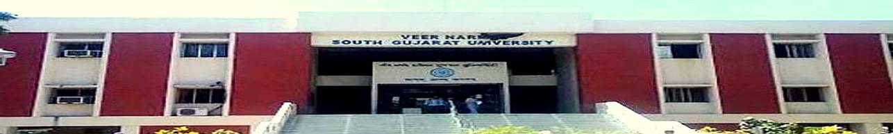 Veer Narmad South Gujarat University - [VNSGU], Surat - Course & Fees Details