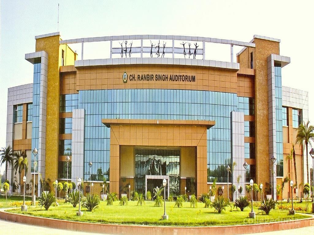 Guru Jambheshwar University of Science and Technology - [GJUS&T]
