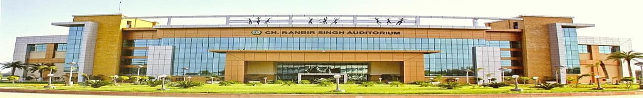 Guru Jambheshwar University of Science and Technology - [GJUS&T], Hisar