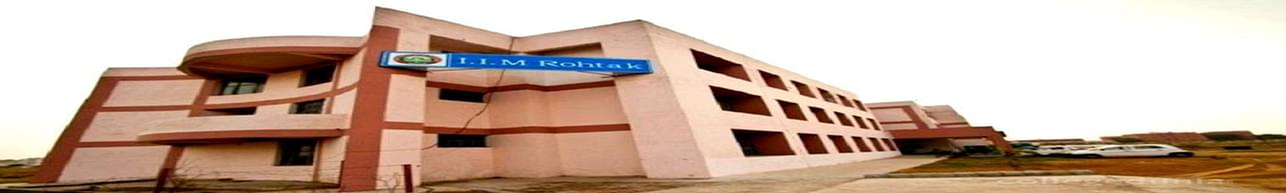 Indian Institute of Management - [IIM], Rohtak