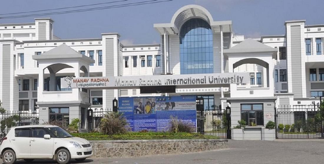 Manav Rachna International Institute of Research and Studies - [MRIIRS]