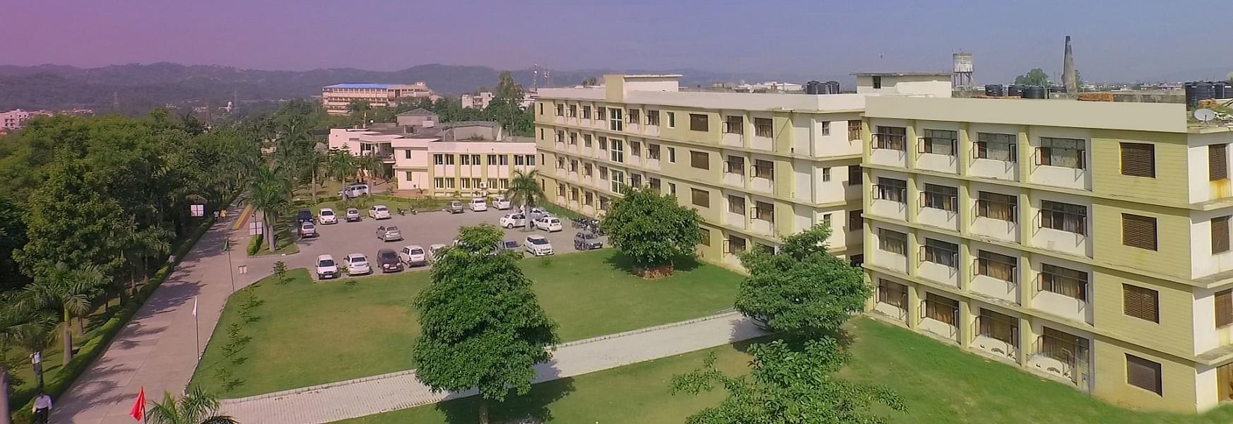 Baddi University of Emerging Sciences and Technologies - [BUEST]