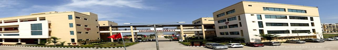 Chitkara University, Solan - Reviews