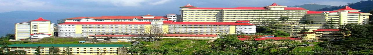 Himachal Pradesh University - [HPU], Shimla - Course & Fees Details