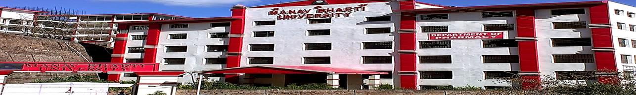 Manav Bharti University - [MBU], Solan