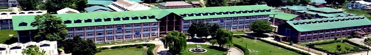 National Institute of Technology - [NIT], Srinagar - Photos & Videos