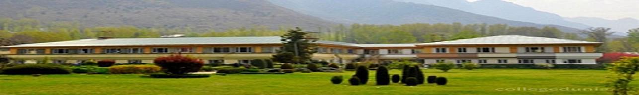 Sher-e-Kashmir University of Agricultural Sciences and Technology of Kashmir - [SKUAST], Srinagar