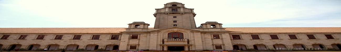 Indian Institute of Science - [IISc], Bangalore