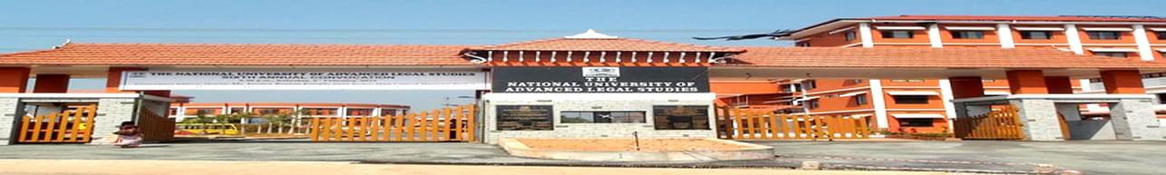 National University of Advanced Legal Studies - [NUALS], Ernakulam