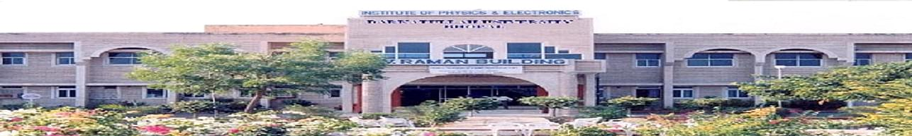 Barkatullah University - [BU], Bhopal - Course & Fees Details