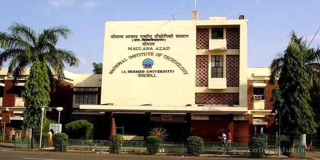 Maulana Azad National Institute of Technology  - [MANIT]