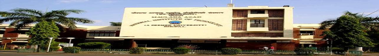 Maulana Azad National Institute of Technology  - [MANIT], Bhopal - Course & Fees Details