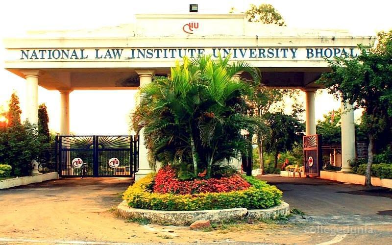 National Law Institute University - [NLIU]