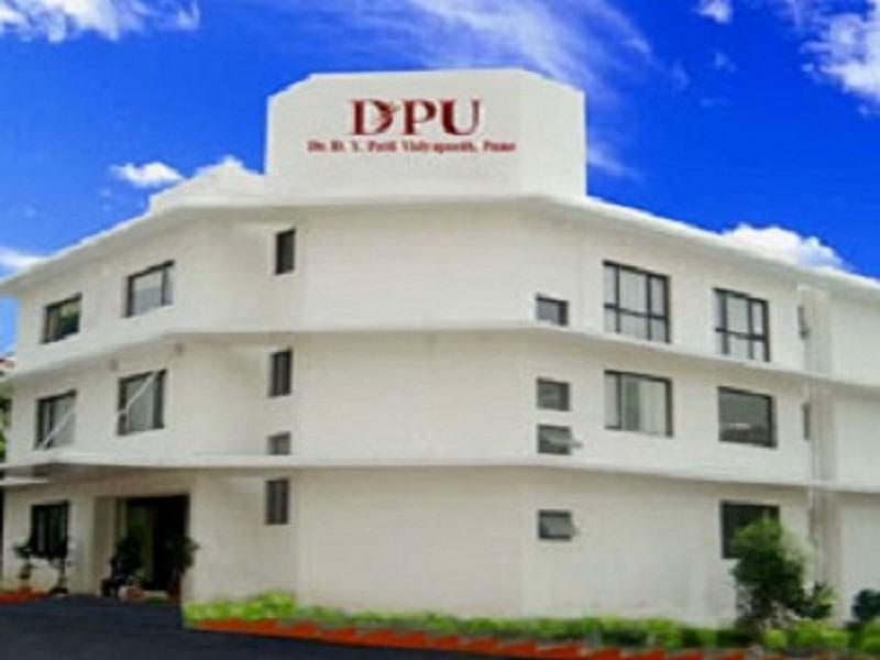 Dr DY Patil Vidyapeeth - [DPU]