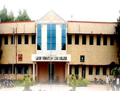 Laxmi Venkatesh Desai College - [LVD]