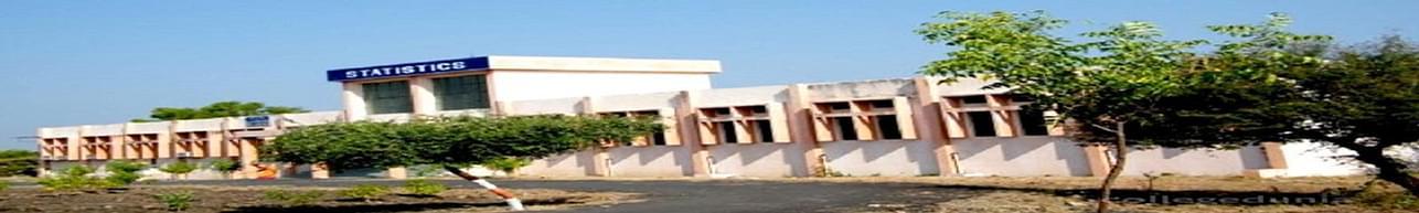 Sant Gadge Baba Amravati University - [SGBAU], Amravati