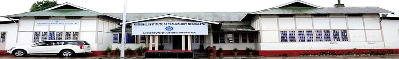 National Institute of Technology - [NIT] Meghalaya, Shillong