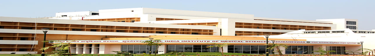 All India Institute of Medical Sciences - [AIIMS], Bhubaneswar - Admission Details 2019