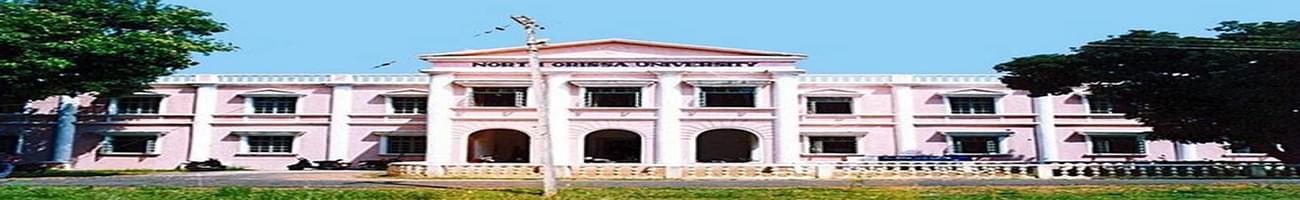 North Orissa University - [NOU], Baripada