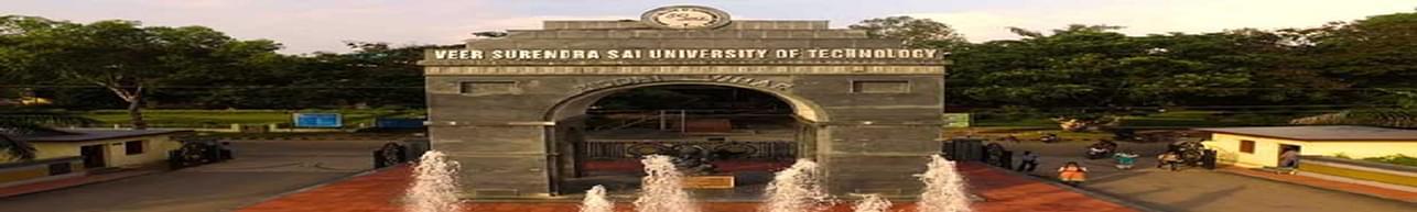 Veer Surendra Sai University of Technology - [VSSUT], Burla - Course & Fees Details