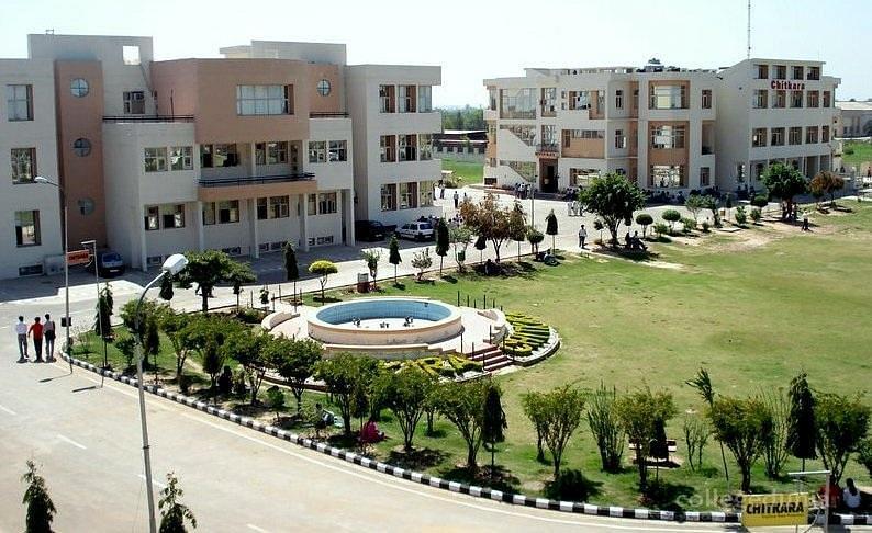 Chitkara University - [CU] Rajpura, Patiala Courses & Fees