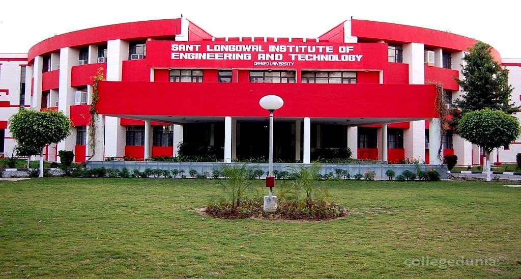 Sant Longowal Institute of Engineering and Technology - [SLIET]
